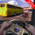 现代交通巴士模拟器3d游戏