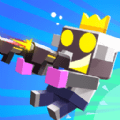机器人炸弹射击