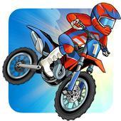 顶级越野摩托车