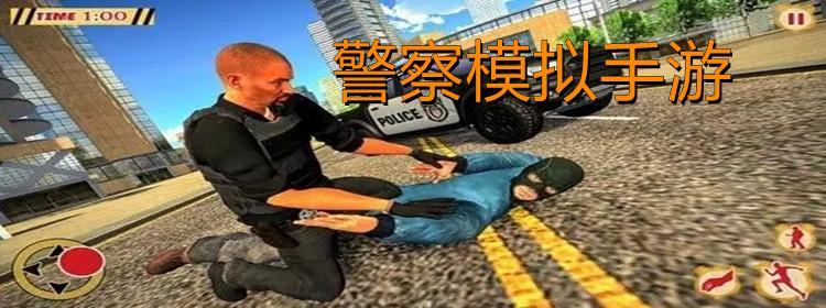 警察模拟手游